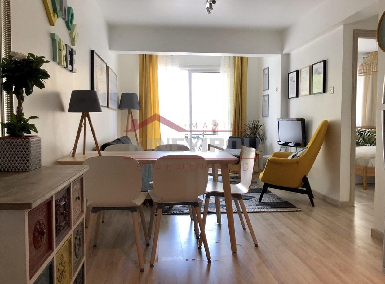 2 Bedroom Ground Floor in Makenzy area, Larnaca