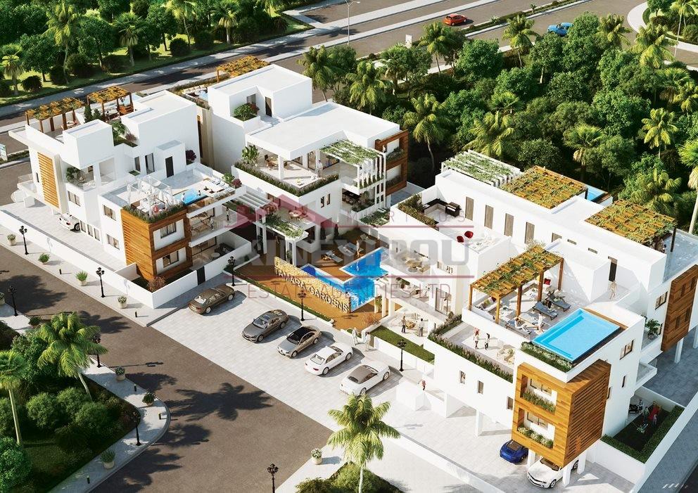 Luxurious 2 Bedrooms Apartment in Livadia, Larnaca