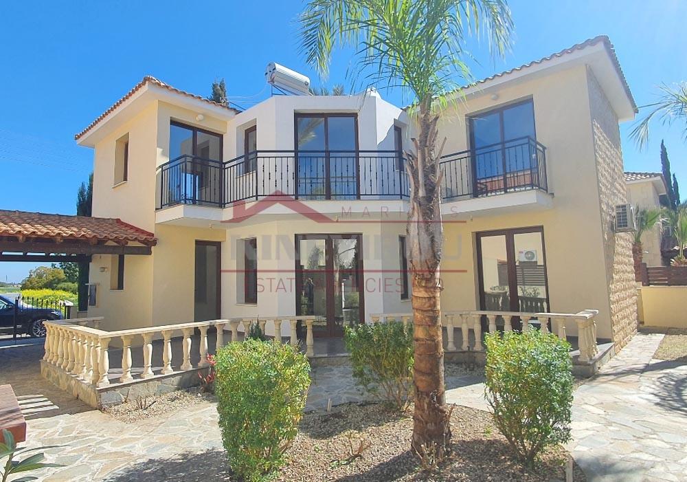 3 Bedroom House in Pervolia,Larnaca