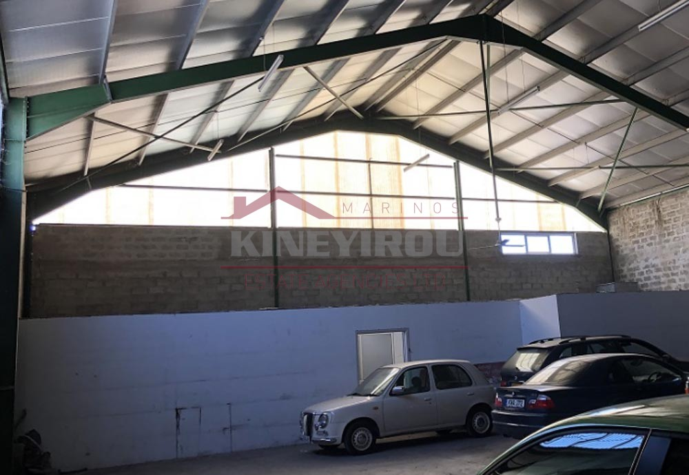 Warehouse in Chrysopolitissa, Larnaca