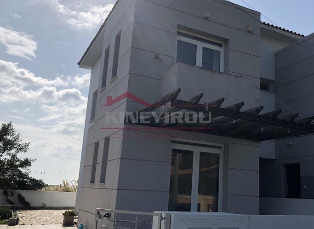 2 Bedroom Semi-Detached House in Agios Nikolaos,Larnaca