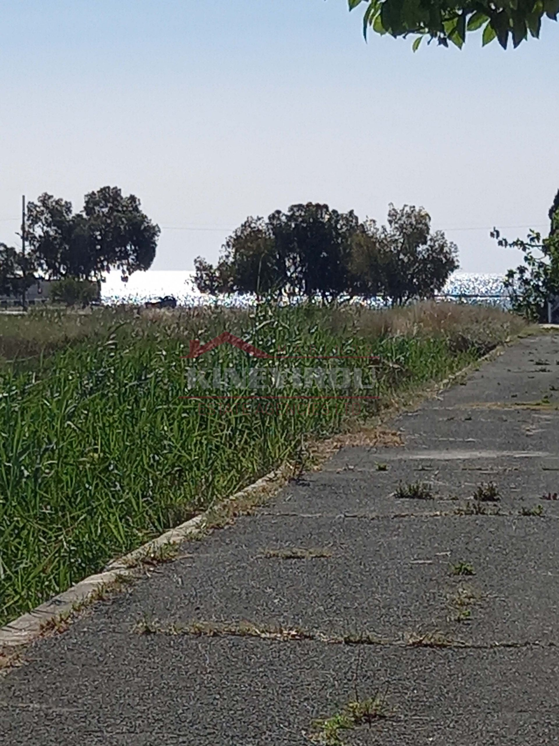 Investment property in Dekelia road, Larnaca