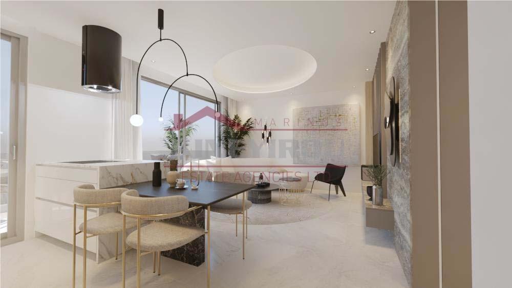 Luxury two bedroom apartment, in Drosia Larnaca