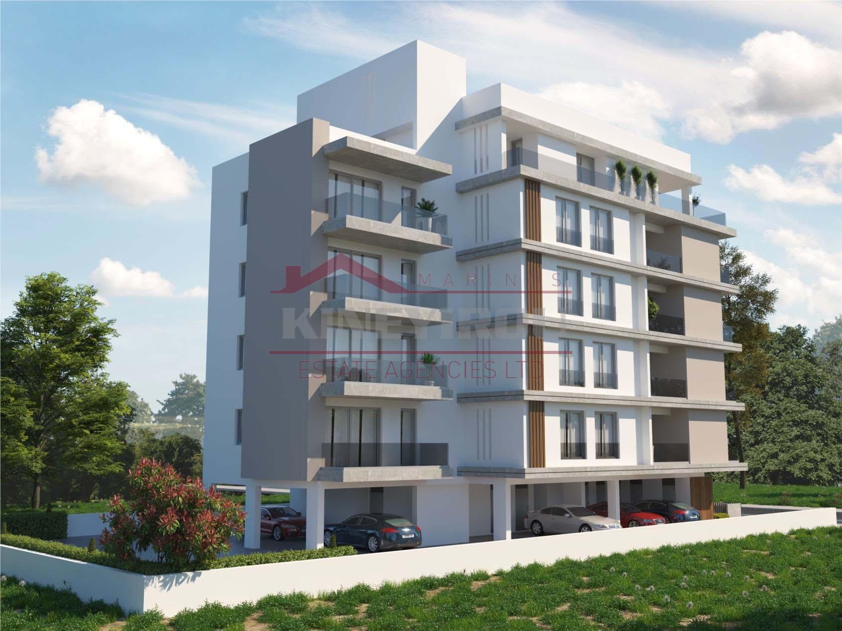 Three bedroom pent house apartment in Drosia, Larnaca