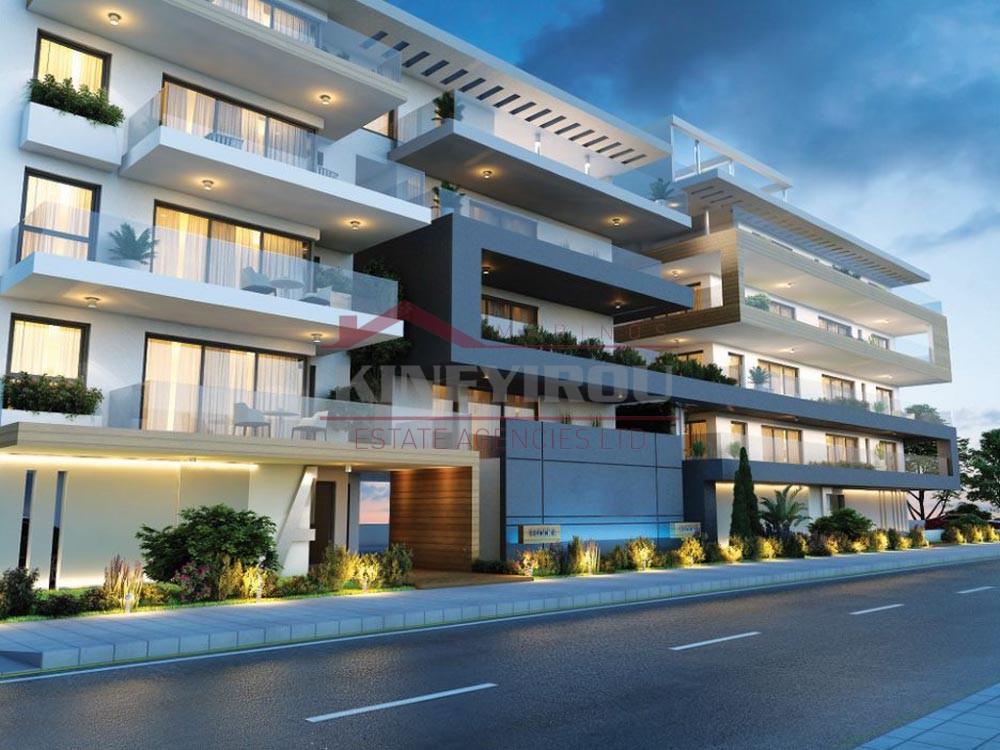 2 Bedrooms Apartment in Drosia area, Larnaca