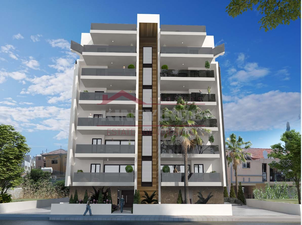 Luxury 2 bedroom Penthouse apartment, near Larnaca Town center