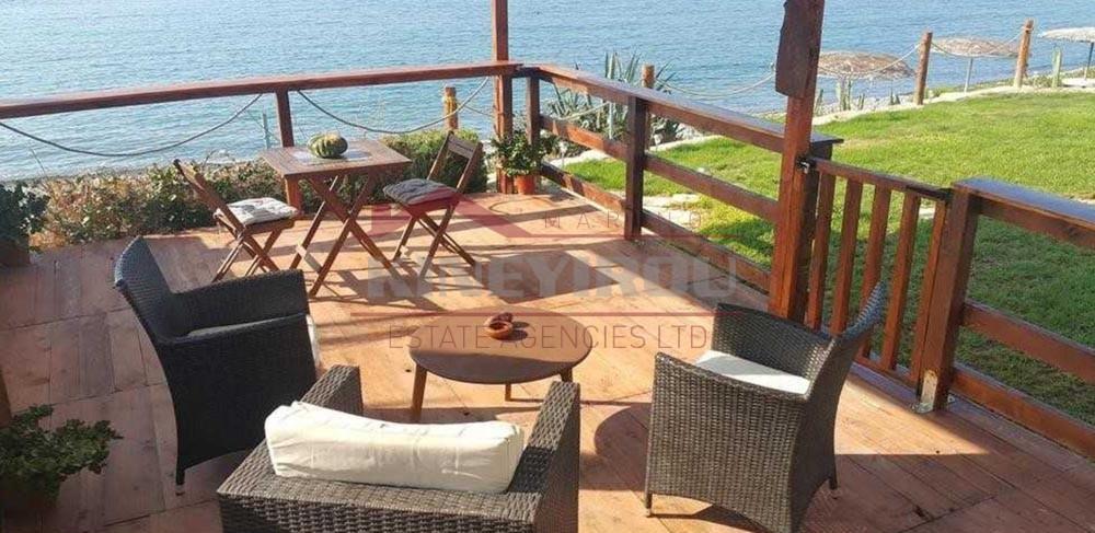 Amazing 4 Bedroom Sea Front House in Zygi,Larnaca