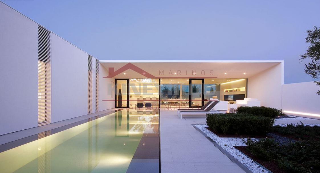 Luxurious 4 Bedroom Bungalow Villa in Meneou, Larnaca