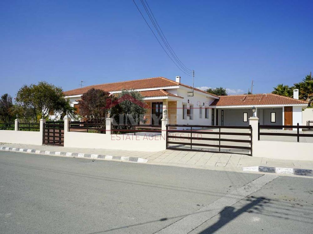 4 Bedroom House in Psematismenos, Larnaca