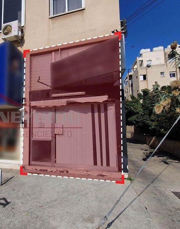 Shop in Chrysopolitissa area, Larnaca