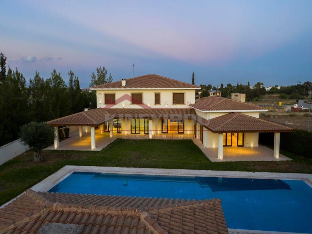Luxurious 5 Bedroom House in Strovolos , Nicosia