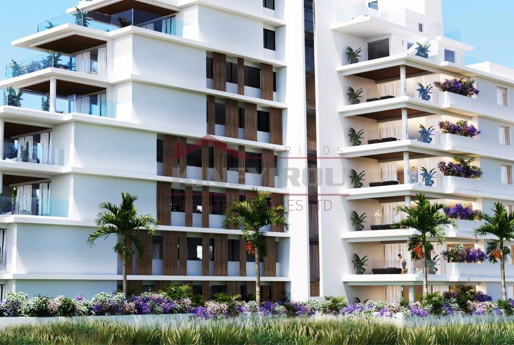 Luxurious 3 Bedroom Apartment in Mackenzie,Larnaca