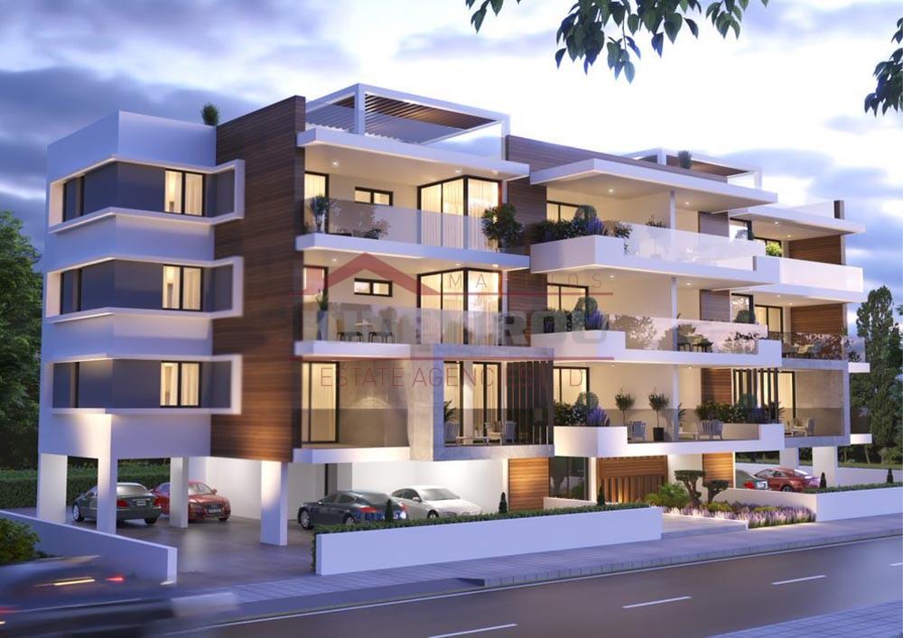 One Bedroom Apartment in Livadia area,Larnaca