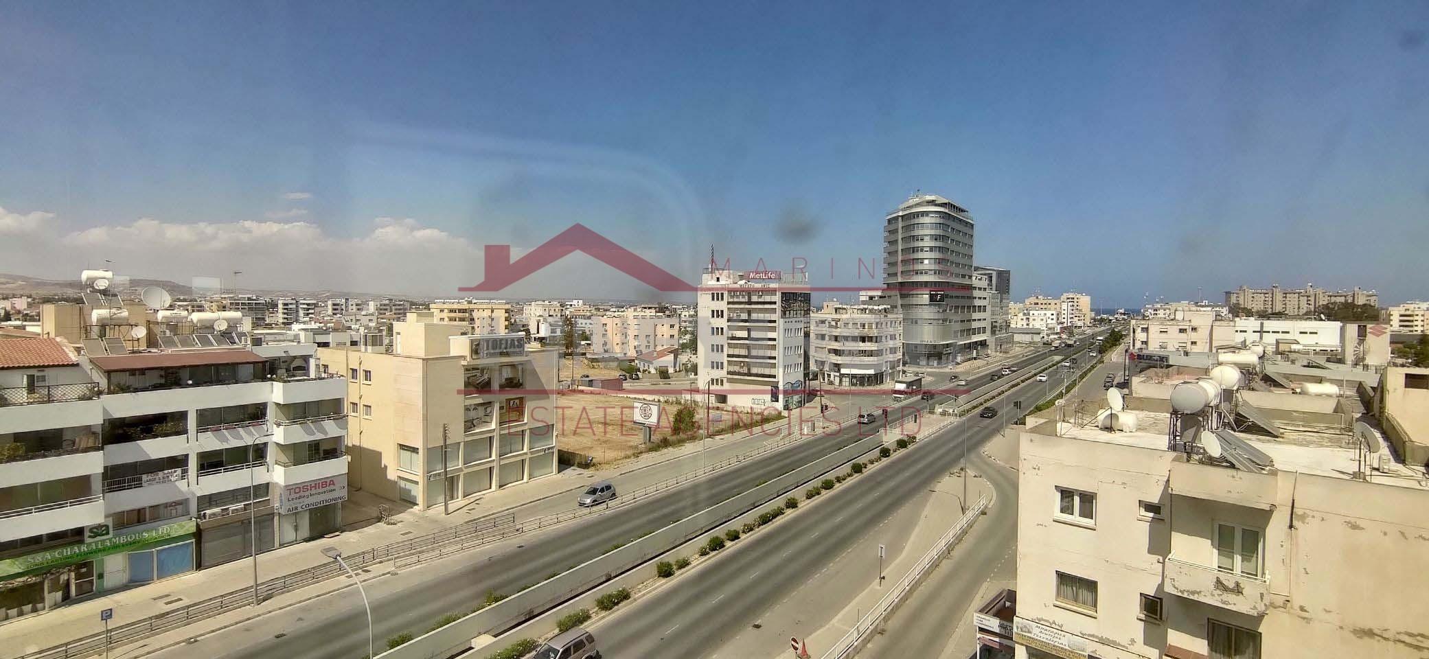Office near the port, Larnaca