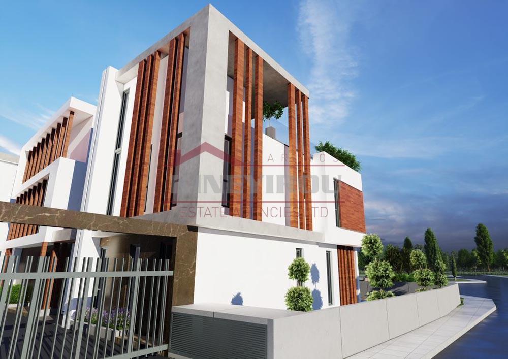 Spacious 3 Bedroom Villa in Livadia area, Larnaca