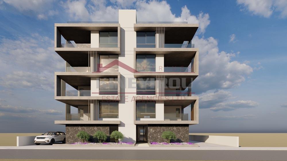 2 Bedroom Apartment in Kamares area, Larnaca