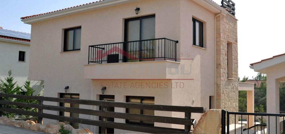 Beautiful 3 Bedroom Villa in Souni Village, Limassol