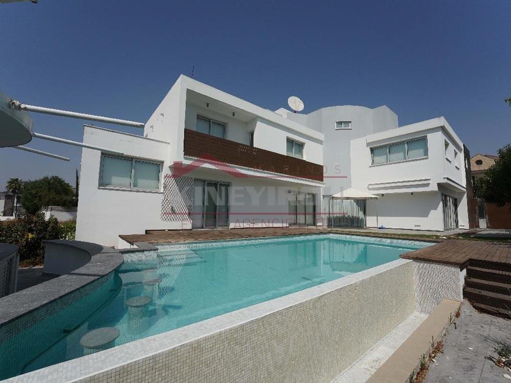 Luxury 4 Bedroom House in Dali village, Nicosia