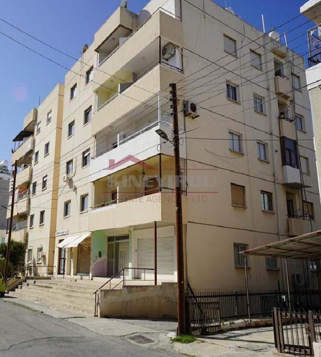 2 Bedroom apartment in Sotiros area, Larnaca