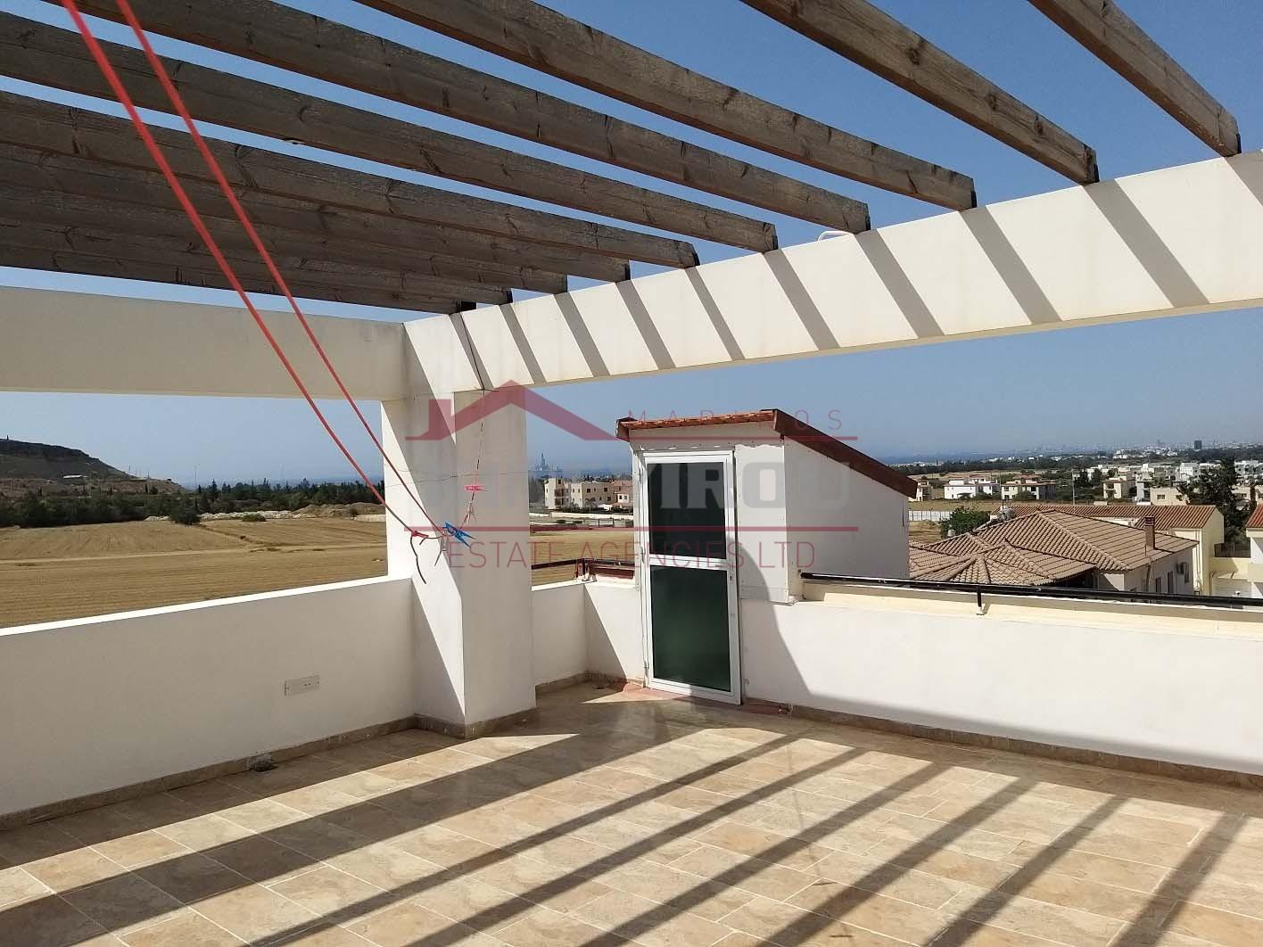 2 Bedroom Penthouse in Pyla area,Larnaca