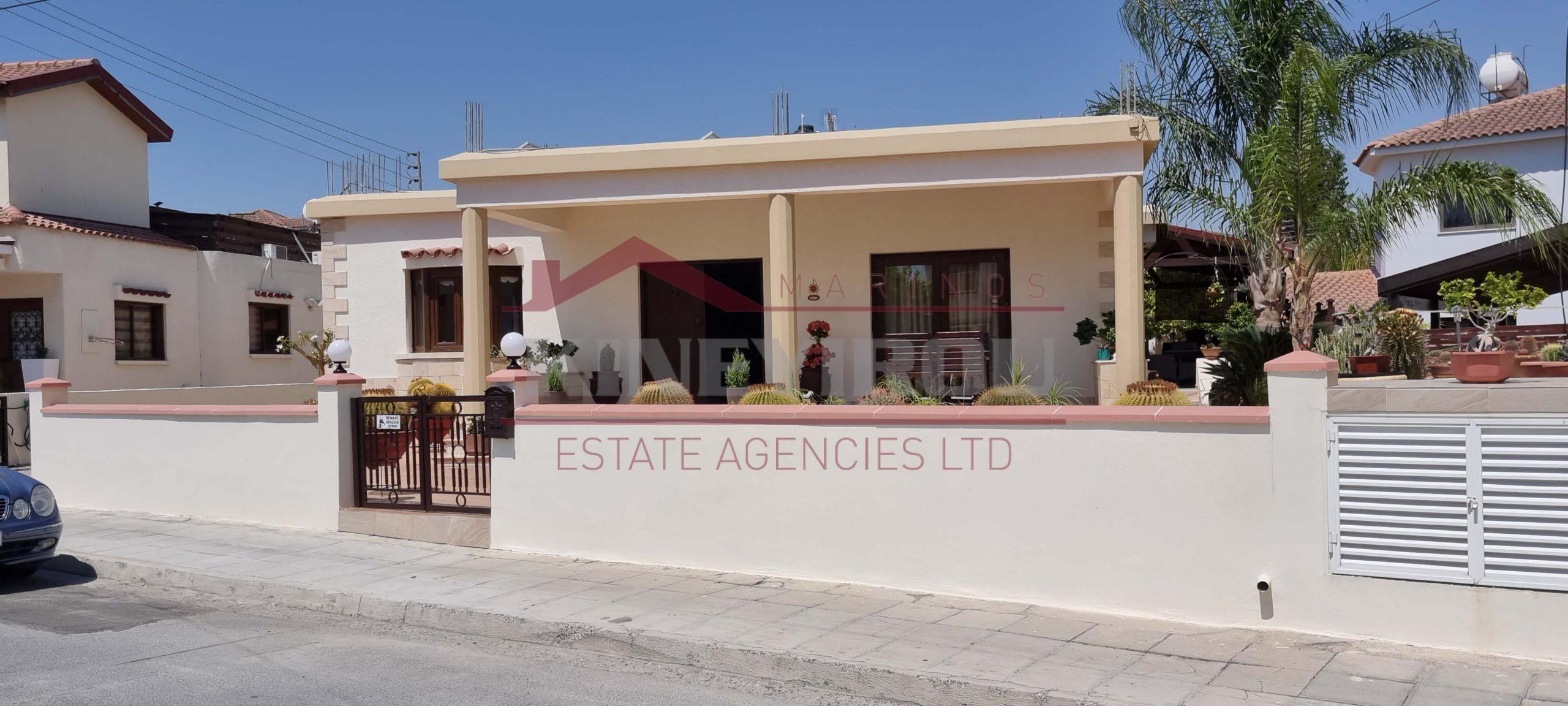 4 Bedroom House in Aradippou, Larnaca