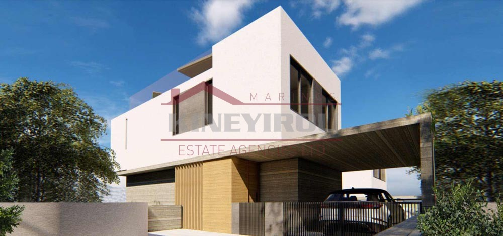Luxurious 3 Bedroom Villa in Limassol
