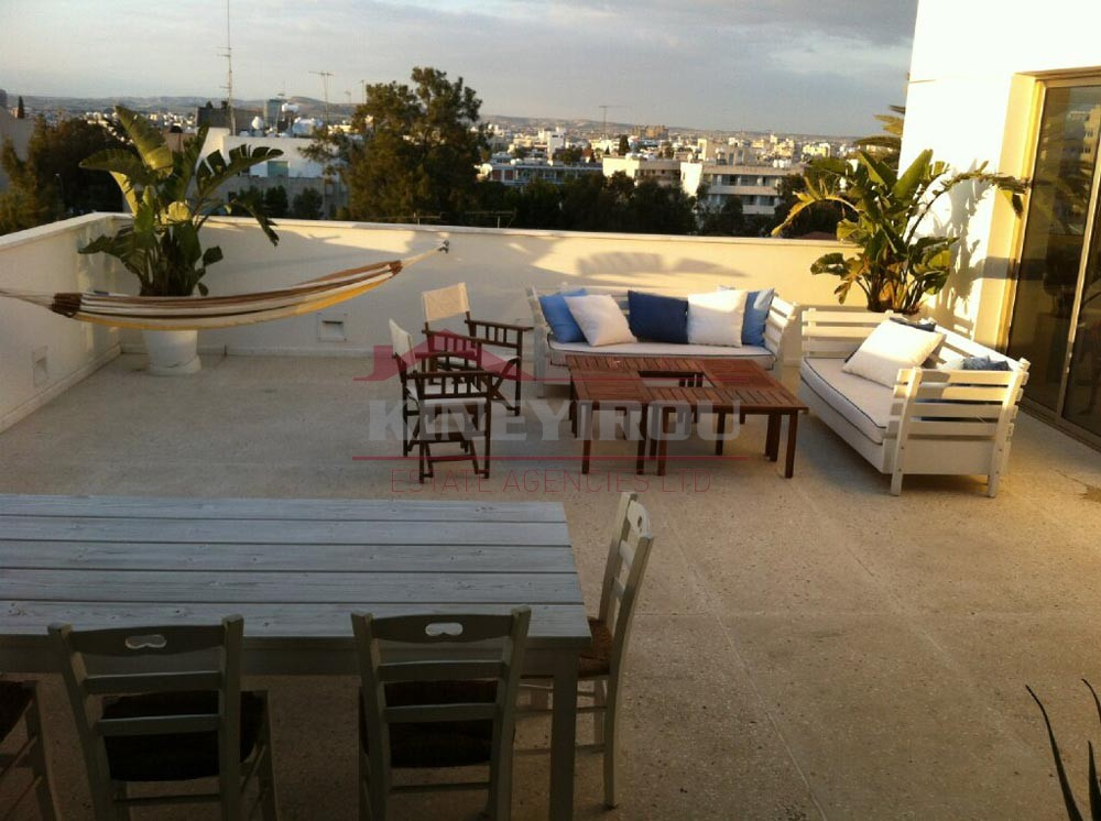 3 Bedroom Penthouse in Larnaca Town Center