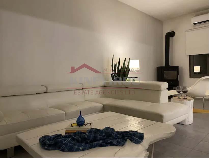 Two Bedroom Ground Floor House, in Drosia In Larnaca