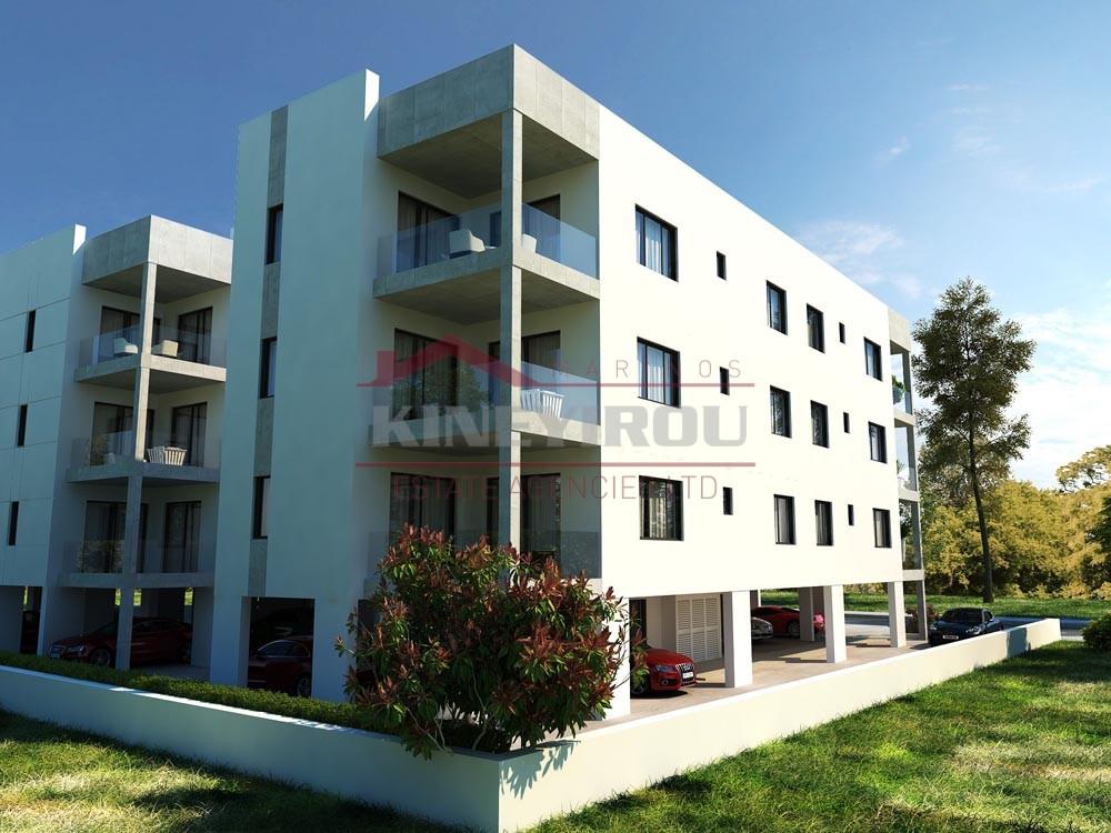 3 Bedroom Top floor Apartment in Faneromeni area,Larnaca
