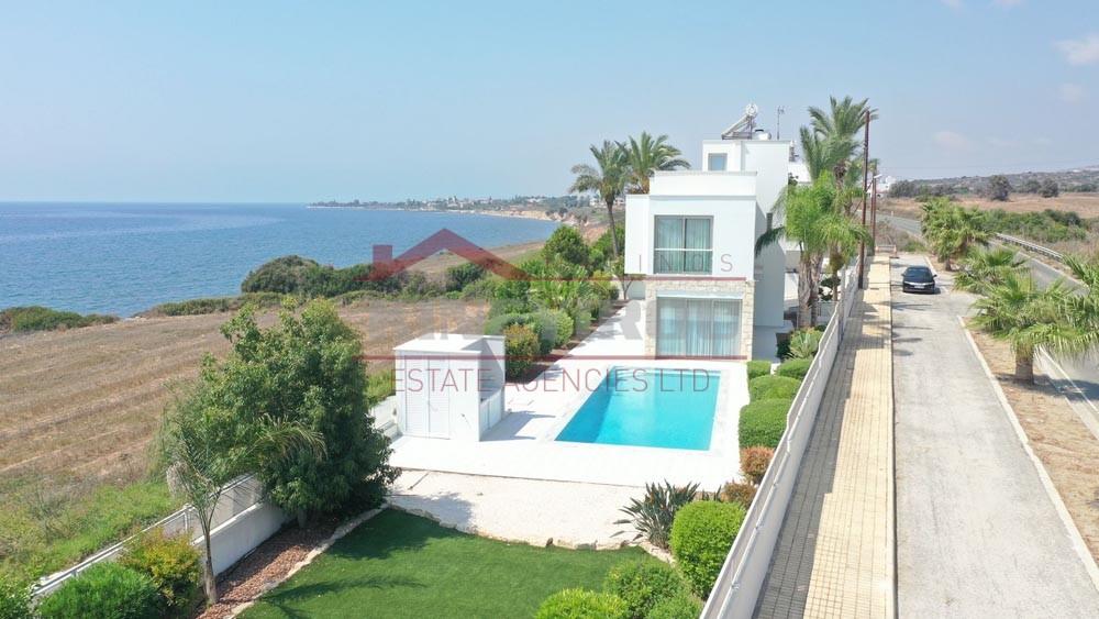 Villa with Sea View in Agios Theodoros,Larnaca