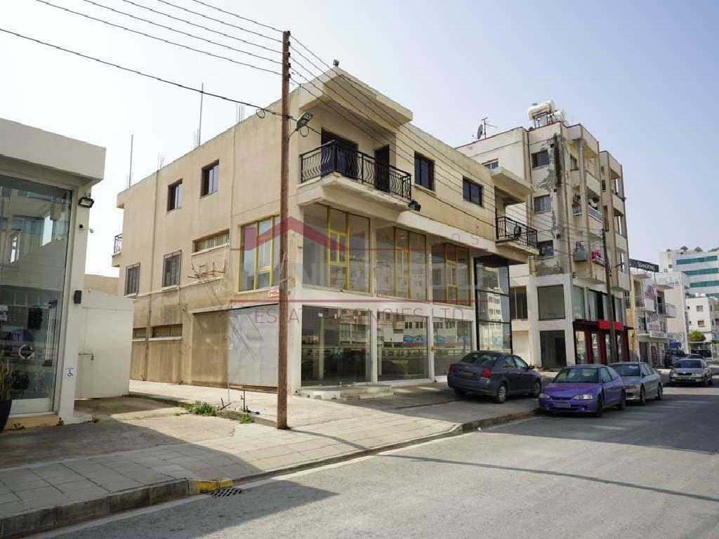 Plot in Larnaca, Chrysopolitissa