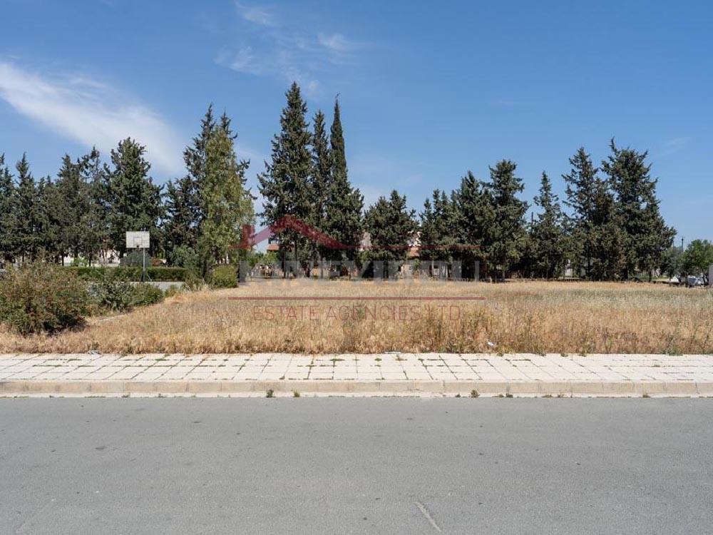 Plot in Meneou Village,Larnaca