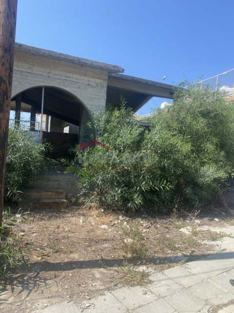 Incomplete House in Paralimni, Famagusta