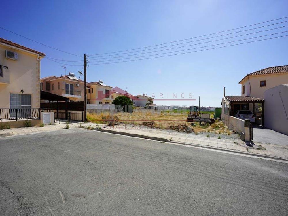 Plot in Oroklini Village,Larnaca