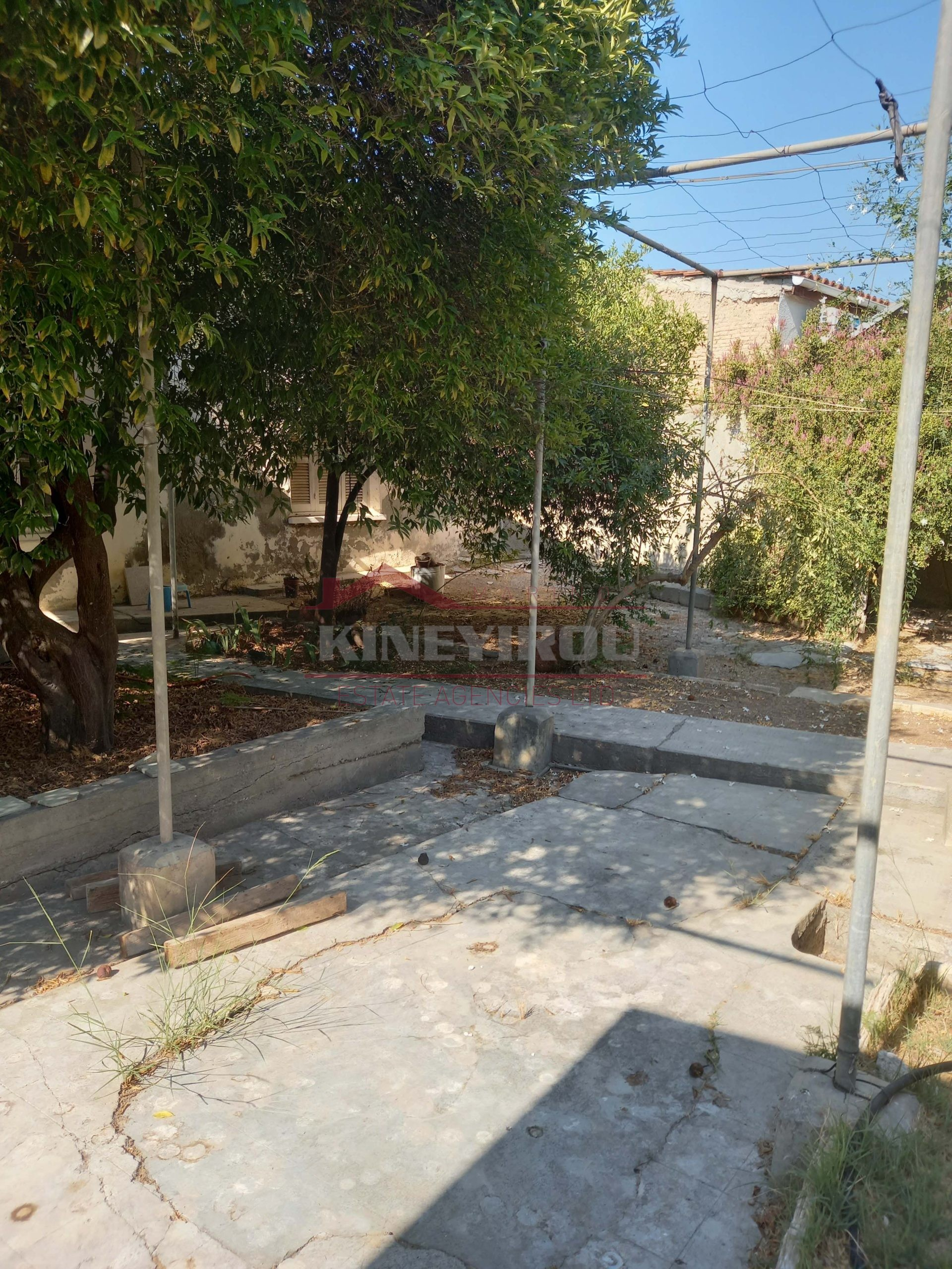 Two bedroom old house in Larnaca.