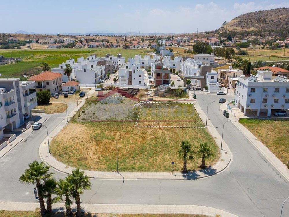 Plot in Oroklini Village ,Larnaca