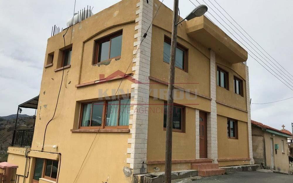 Three bedroom house in Farmakas, Nicosia