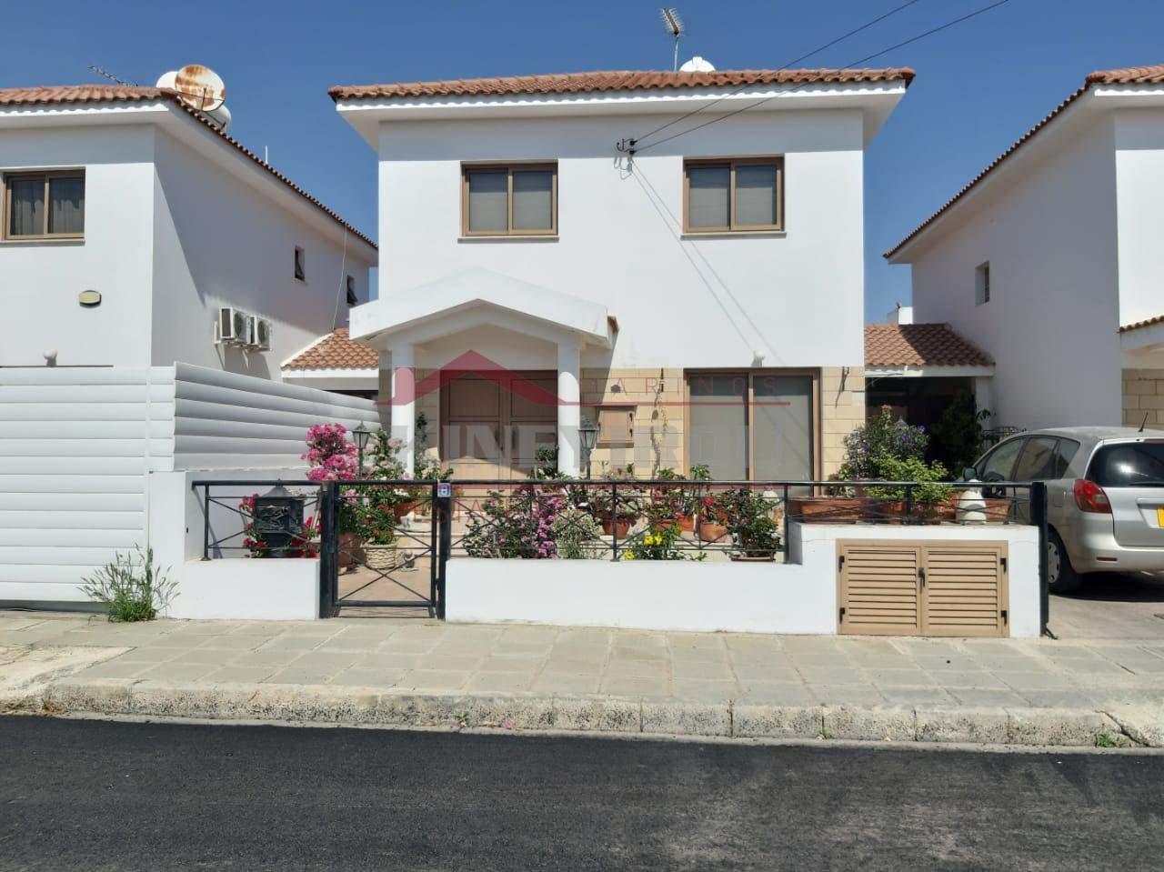 Spacious House in Dekelia Road
