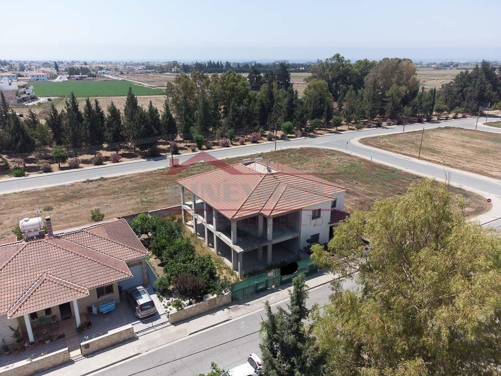 Incomplete house in Kiti, Larnaca