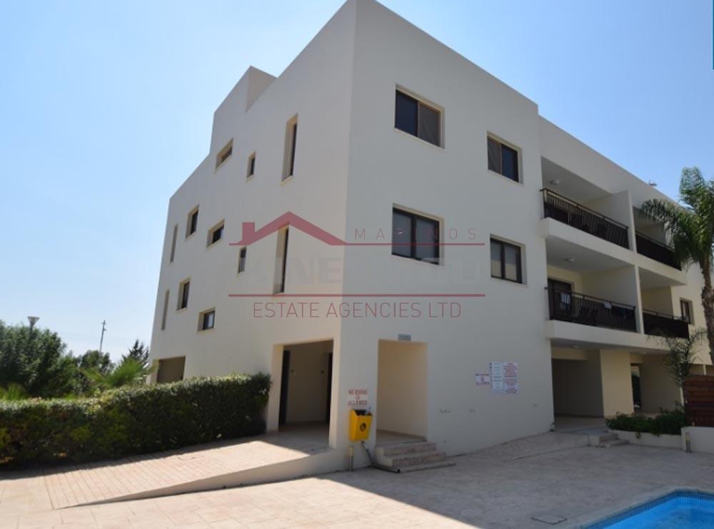 Two bedroom Apartment in Tersefanou, Larnaca