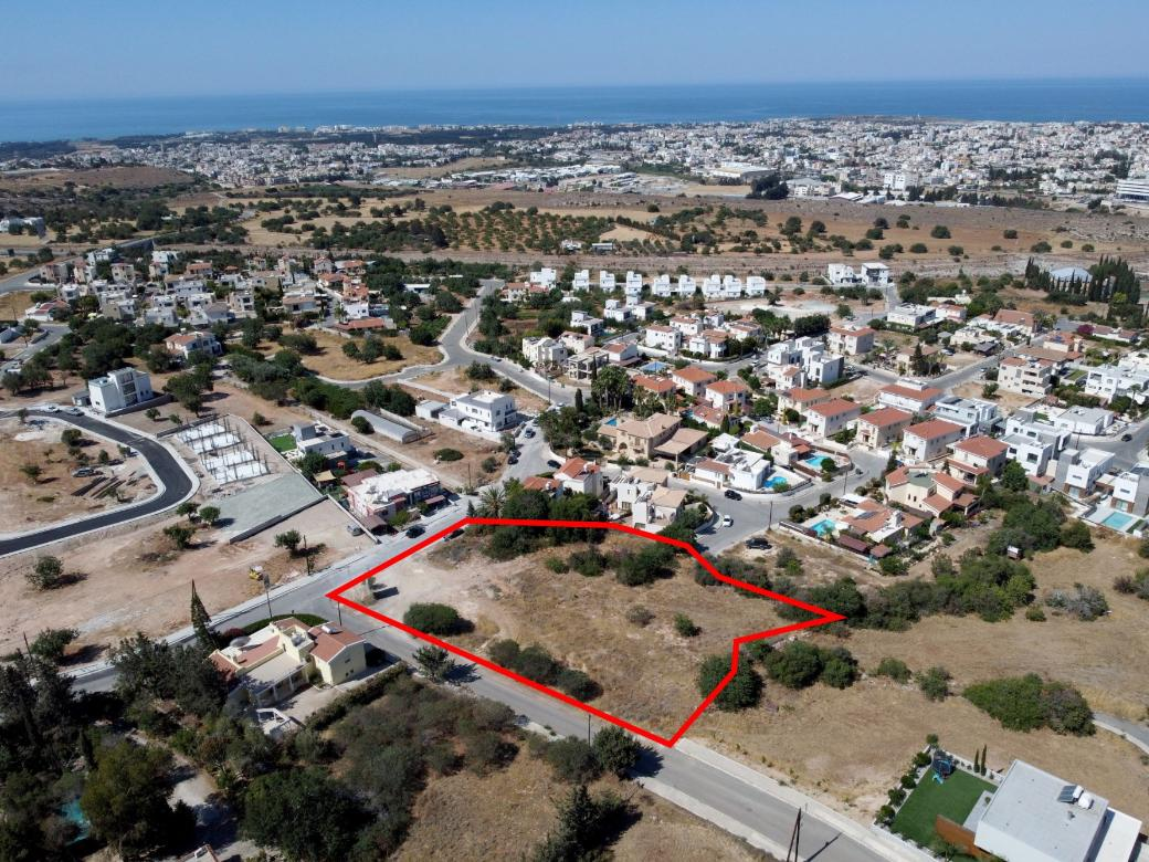 Field in Konia, Paphos