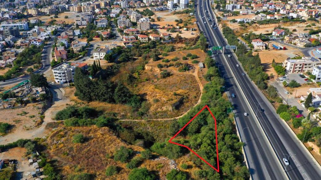 Shared field in Agios Athanasios, Limassol