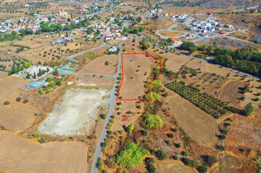 Field in Analiontas, Nicosia
