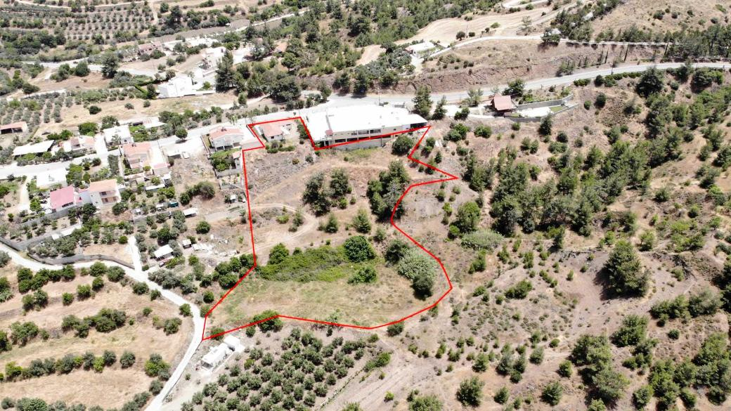 Shared field in Agia Marina Xyliatou, Nicosia