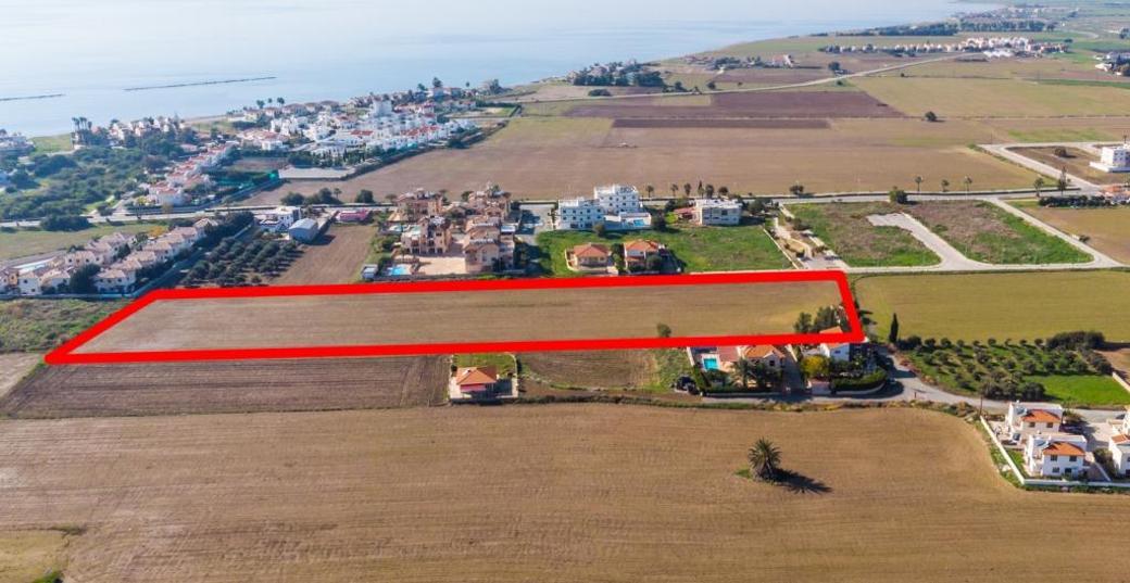 Shared field in Pervolia, Larnaca