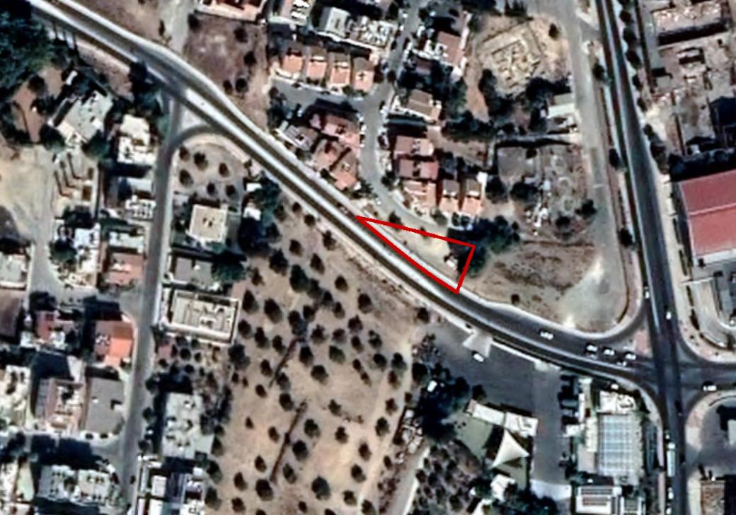 Shared field in Agios Georgios, Latsia, Nicosia