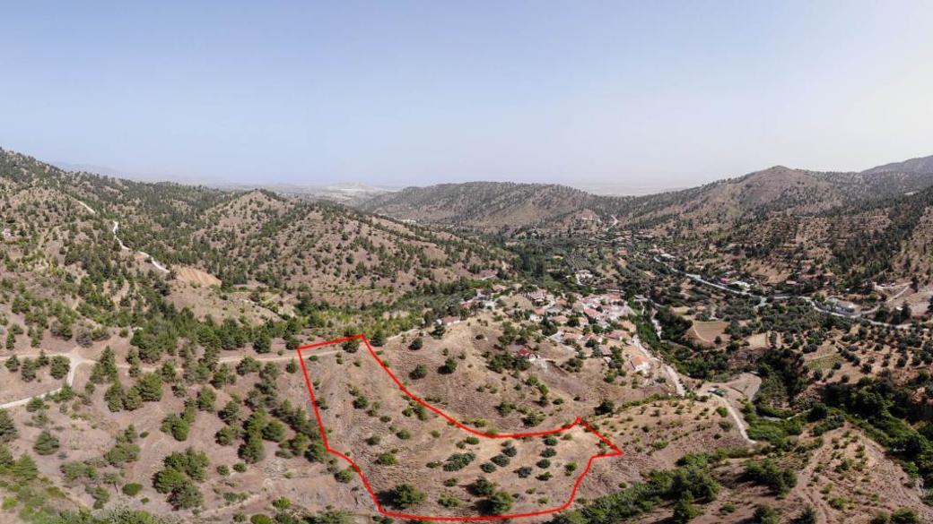 Field in Agios Theodoros Soleas, Nicosia