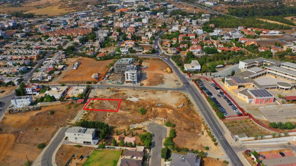 Plot in Latsia, Nicosia