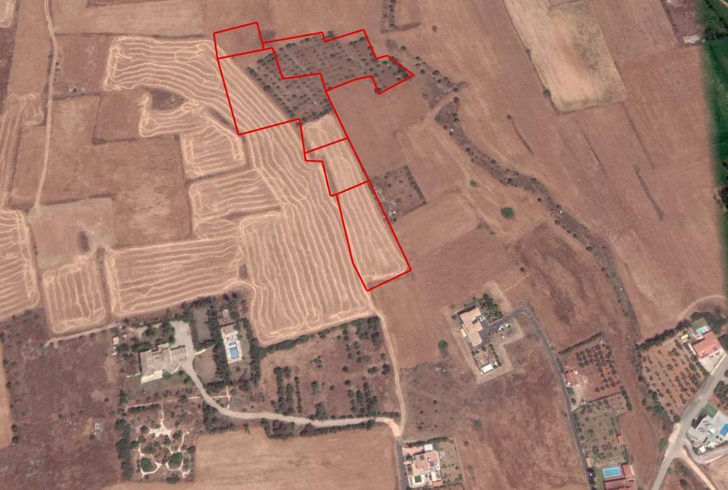 Fields in Agioi Trimithias, Nicosia