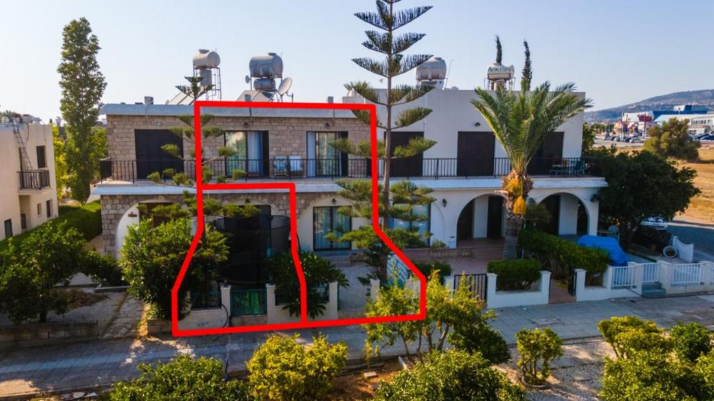 Two Apartments in Pegeia, Paphos